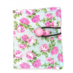 Blue and Pink Floral Sachet...