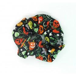 Halloween Pumpkin Scrunchie...