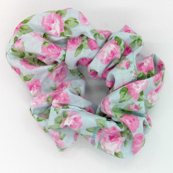 Blue Baby Pink Floral...