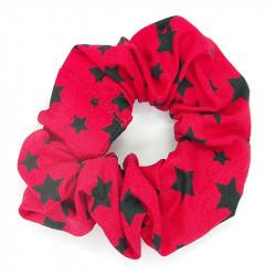 Red Star Scrunchie