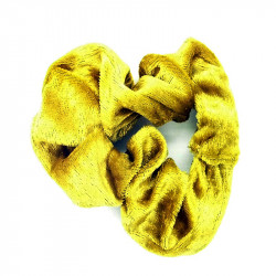 Velvet Antique Gold Hair...