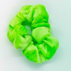 Velvet Neon Lime Green Hair...